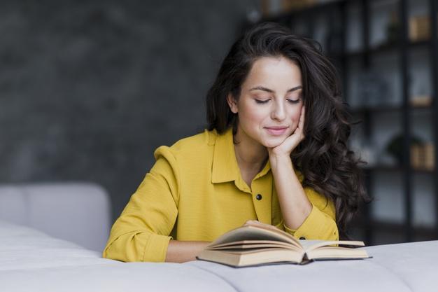 การอ่านหนังสือ